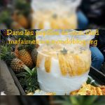 Fruits au menu: L'ananas simplifié