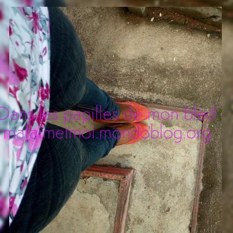 Mes pieds 😂😂😂 / Crédit Photo : Votre espionne culinaire