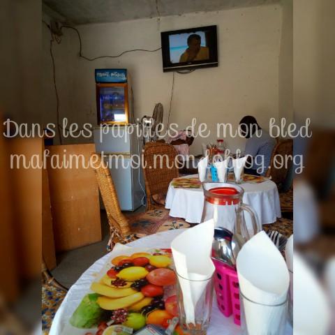 Restaurant chez Raïma / Crédit Photo : Votre espionne culinaire