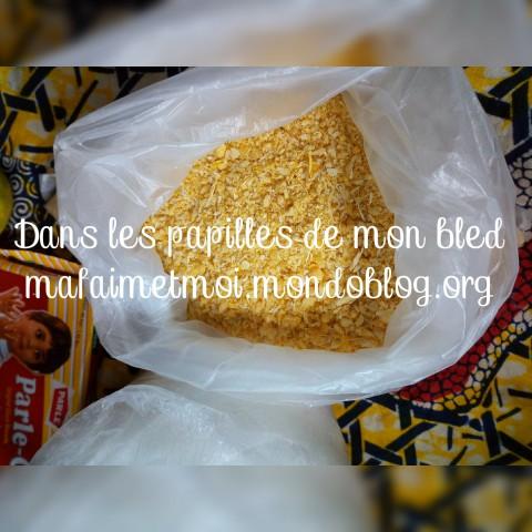 Tapioca sec / Crédit Photo : Votre espionne culinaire
