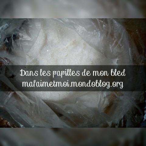 Sucre en poudre / Crédit Photo : Votre espionne culinaire