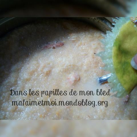 Ajout du citron dans mon tapioca / Crédit Photo : Votre espionne culinaire