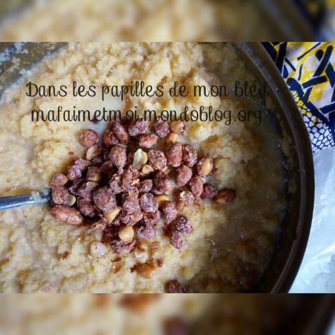 Caramels dans mon tapioca / Crédit Photo : Votre espionne culinaire