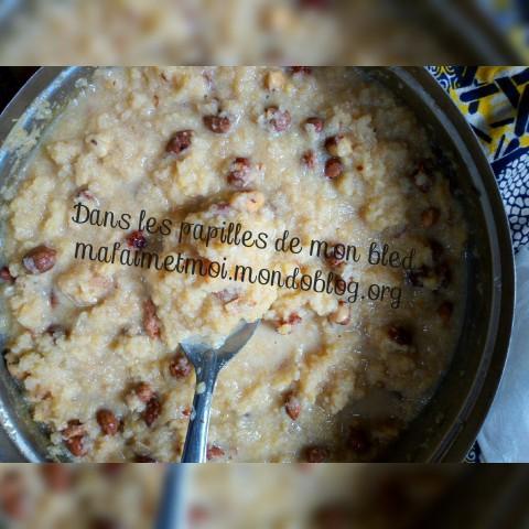 Tapioca Royal, à la Camerounaise / Crédit Photo : Votre espionne culinaire